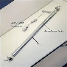 length adjule led closet rod for wardrobe hafele led illuminated closet rod
