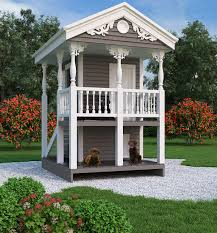 Small Picture Enjoy this combination playhouse and doghouse plan from The House