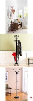 Free Standing Coat Rack With Shelf 100 Creative DIY Coat Racks Diy Coat Rack Coat Racks And Kreg Jig 77