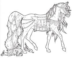 Small Picture printable horse jumping coloring pages gianfredanet 14921