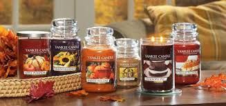 yankee candle scents fall 2012