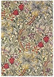golden lily rugs red interior design william morris