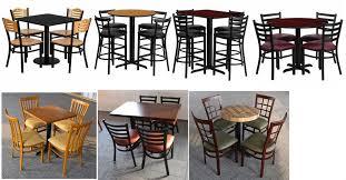 Modern Design Restaurant Furniture Used Wood Round Tables Buy