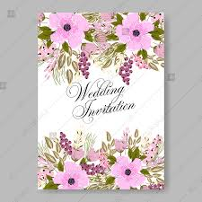 Wedding Photo Background Peach Pink Flowers Floral Wedding Background For Invitation Cards Templates Bridal Shower Invitation