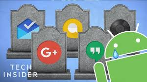 Tech Insider Design Why Does Google Assassinate So Many Products Untangled