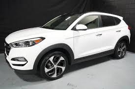 ... 2016 Hyundai Tucson Limited AWD, Navigation System, Rear-View Camera,  Blind Spot