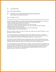 5 Example Of Office Memorandum Letter This Is Charlietrotter
