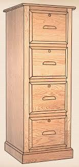 4 Drawer Letter Size File Cabinet Oakwood Furniture Amish Furniture In Daytona Beach Florida