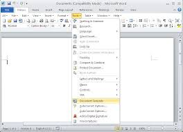How To Get Word 2010 For Free Classic Menu For Word 2010