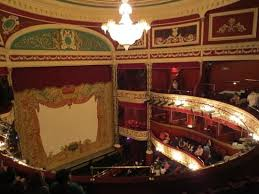 Gaiety Theatre Dublin Seating Chart Obstructed View Review Of Gaiety Theatre Dublin Ireland