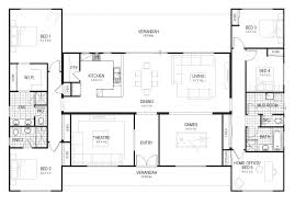 floor plan. Floor Plan Friday: Country Home For All The Family