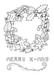 Coloring page in the form of many christmas tree balls. 14 Christmas Coloring Pages For Adults Allfreechristmascrafts Com