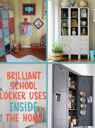 brilliant school locker uses inside the home