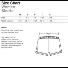 Rigid Corduroy High Waist Shorts Light Blue Nwt