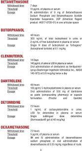 Torbugesic Dosage Chart Maryland Racing Commission Medication Guidelines Pdf