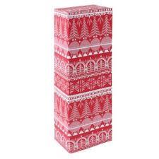 scandi oblong gift box