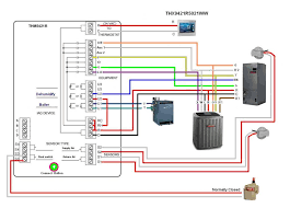 prestidge wiring help com community forums i d wire as shown in this diagram the question is will radiant heat show as an option if we configure for air to air heat pump