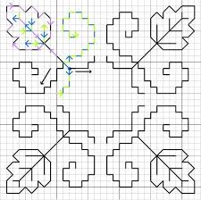 Free Blackwork Embroidery Charts Enjoy This Free Blackwork Pattern And Learn Double Running