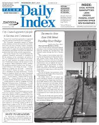 Tacoma Daily Index July 02 2014 by Sound Publishing issuu