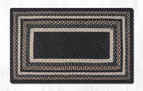 braided plain rectangle