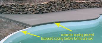 what is cantilevered coping and why is it so important