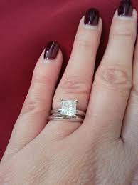 Wedding Ring Vs Engagement Ring Wedding Rings Wedding Ideas And