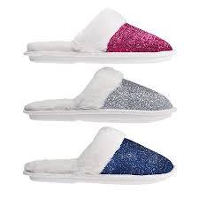 Glitter Shimmer Slipper
