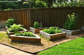 Organic Raised Bed Garden Plans Safest Material For Beds Elevated ...
