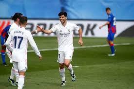90PLUS | Real Madrid gewinnt dank Benzema und Asensio gegen Eibar