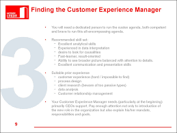 customer experience manager 2015 04 global custex kickoff v5a online presentation