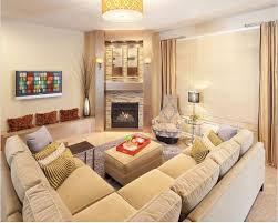 corner furniture for living room. 20 appealing corner fireplace in the living room furniture for