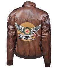 danvers flight jacket