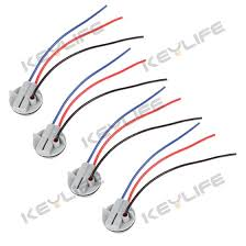4x 1157 2057 1158 2357 adapter wiring harness sockets for tail 4x 1157 2057 1158 2357 adapter wiring harness sockets for tail brake light