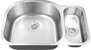 Miseno MSS3218C5050 32Double Basin Stainless Steel Kitchen Sink