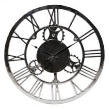 Small Picture Cast Iron Wall Clocks Foter