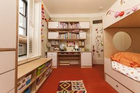 contemporary furniture for small spaces. This Rooms Designed For Two Little Girls Whose Small Room Is Also Used Family Storage Contemporary Furniture Spaces U