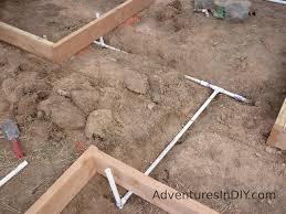 Small Picture Raised Bed Garden Irrigation Gardening Ideas
