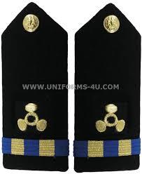 Cwo Navy U S Navy Cwo Engineering Technician Hard Shoulder Boards
