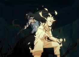 Avatar And Naruto Crossover Wallpaper