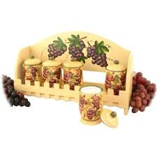 Grape Kitchen Decor Accessories 100 best Grape and wine kitchen decor images on Pinterest 18