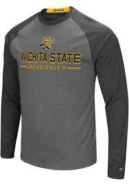 york university hoodie. colosseum wichita state shockers mens grey ultra fashion tee york university hoodie
