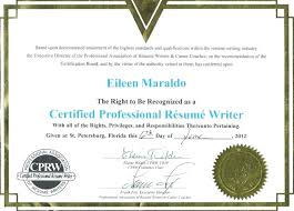 Professional Association Of Resume Writers Reviews Professional Awesome Certified Professional Resume Writers
