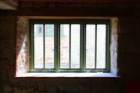 Heat through windows
