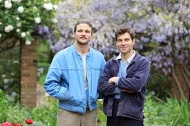 Rich Brothers Garden Design Crush On Ground Force Presenter Charlie Dimmock Led Rich