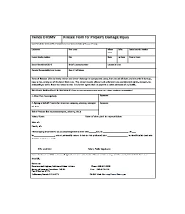 Liability Waiver Template Extraordinary Photo Release Waiver Template Field Trip Form Property Damage Well