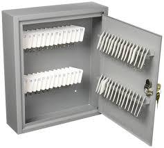 office key holder. Key Storage Cabinet Lock Box Safe Wall Mount Hook Security Organizer Keys Holder Office O