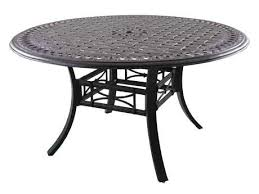 darlee outdoor dining tables patioliving 54 inch round outdoor dining table 54 outdoor dining table