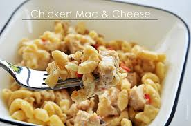 This recipe goes great with classics like pork ribs made in the. Chicken Mac And Cheese Recipe Add A Pinch