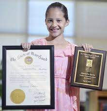 pangborn student s essay wins district if i were or contest student standout alexandra garcia