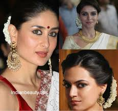 Traditional South Indian Hairstyle Google Search Hair Beauty